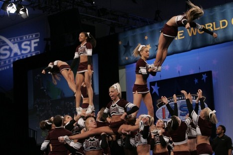 A Spectator's Guide to Cheer Competitions : American Cheerleader Magazine | Cheerleading Safety | Scoop.it