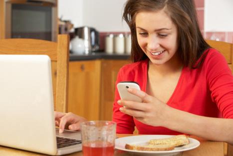 Decálogo para familias de niños y adolescentes con móvil o tablet nueva | ARRAKASTA | Scoop.it