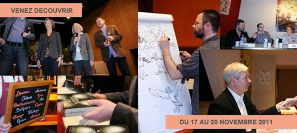 Du 17 au 20 novembre, Littératures européennes, Cognac | Poezibao | Scoop.it
