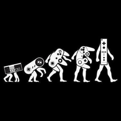 La evolución de los videojuegos en DOS minutos | Web-On! Ocio virtual | Scoop.it