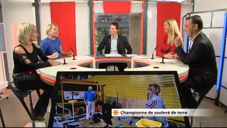 La Quotidienne sur LCN - 1er février 2014 - Émission Spéciale Sport au féminin   Les Veuves Noires : News & Press Review   Scoop.it