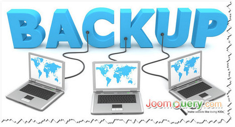 » Top 5 Backup Extensions for JoomlaJoomla responsive templates | Joomla responsive template | Scoop.it