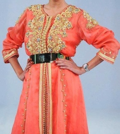 Caftan Haute couture : Boutique Caftan Marocain - Vente Caftan Takchita en Ligne: Caftan 2014 Boutique Caftan en Ligne - Maroc France | Caftan 2014 | Scoop.it