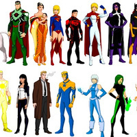 What if DC Comics' New 52 universe got its own animated series? - io9 | Comic books | Scoop.it