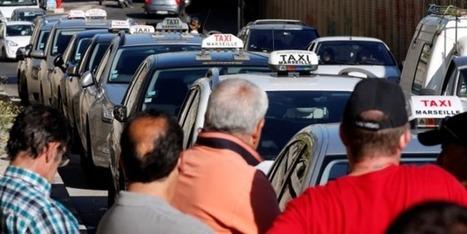 Les taxis attaquent l'Etat en justice   Mobilités, modes de vie et modes de ville   Scoop.it