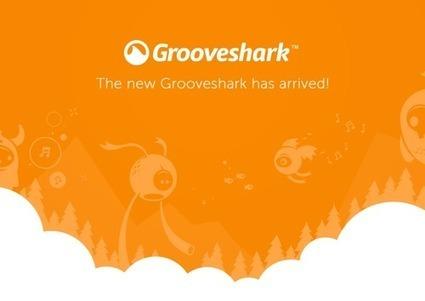 Le tout nouveau Grooveshark, site de streaming à la mode... C'est l'Hebdo Musique et Web | Trucs de bibliothécaires | Scoop.it