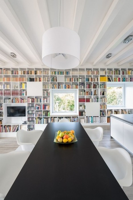 A Dream Wall For Book Collectors | 21st Century Information Fluency | Scoop.it