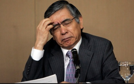 Japan's Abenomics 'dead in the water' after US currency warnings | Economics in Education | Scoop.it