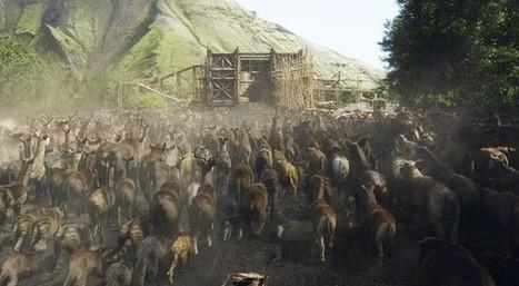 Darren Aronofsky a refusé d'utiliser des animaux pour son film «Noé» | Protection animale | Scoop.it