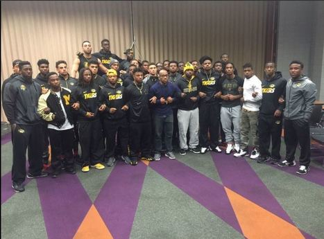 """University Of Missouri's Black Football Players Strike, Won't Play Until President Resigns"" 