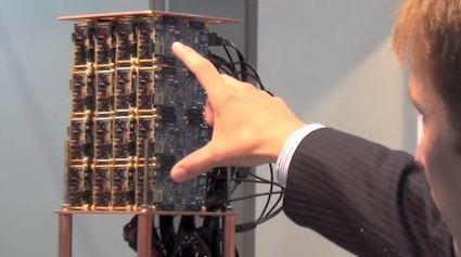 2112 Cores at Just 200 Watts: Introducing the Adapteva A-1 - insideHPC   opencl, opengl, webcl, webgl   Scoop.it