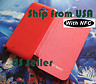 RED Flip Cover For Sumsung Galaxy Note 2 N7100 T889 With NFC Chip | Hot deals on dadawireless | Scoop.it