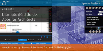 BIM/CAD File Format Support in Architectural iOS Apps | 4D Pipeline - Visualizing reality, trends and breaking news in 3D, CAD, and mobile. | Scoop.it