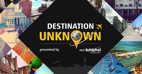 Schiphol Destination Unknown | Webdesign & inspirations | Scoop.it