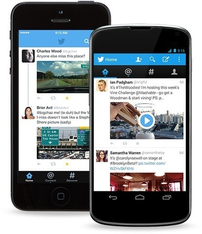 Download the free Twitter app | Social Media Useful Info | Scoop.it
