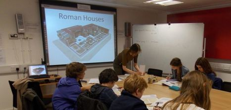 Classics outreach brings Latin teaching back to local students | University of Oxford | Literature | Scoop.it