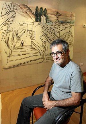 Javier de Blas: «Busco que en mis dibujos quede algo de lo que he ... - El Correo | Arte digital, ilustración | Scoop.it
