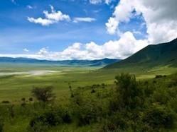 Ngorongoro Crater, Tanzania, Ngorongoro Crater Safari, Tour Operator | Gyantz.com: Camping Safaris Tanzania | Scoop.it