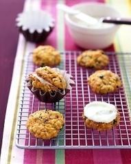 Carrot-Cake Cookies | Veggie & vegan desserts | Scoop.it