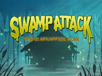 Download Swamp Attack Apk Mod v2.1.4 Full Version 2016 - ApkAppsdl.com | Free Download Android Apk and Games | Scoop.it