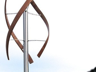 Sleek Wooden Wind Turbine Is an Antidote to NIMBYism | Local Economy in Action | Scoop.it