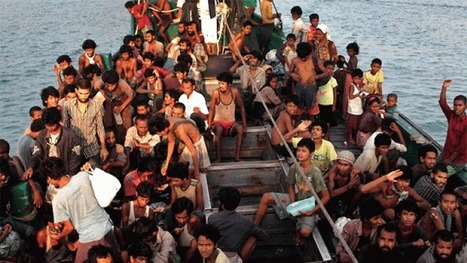 Stopping the boats is about smashing social solidarity | Evolution of societies and politics | Scoop.it