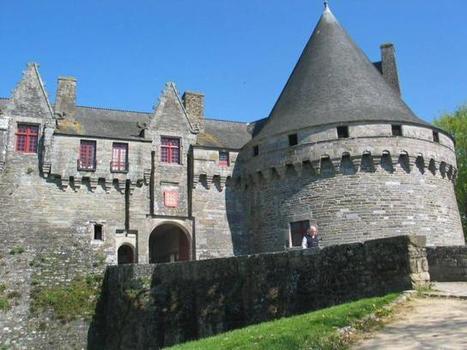 Château de Pontivy. Le chantier prend du retard | Ma Bretagne | Scoop.it