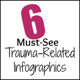 6 Must-See Trauma-Related Infographics - The Helpful Counselor | PTSD & Adventure Therapy Curation | Scoop.it
