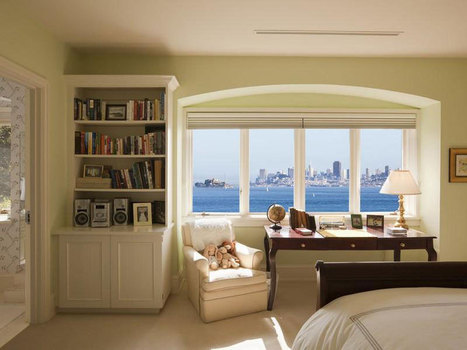 Waterfront Luxury Home Opening Up Towards the San Francisco Skyline   Cool Gadgets   Scoop.it
