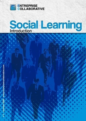 Blog d'Anthony Poncier » Blog Archive » Livre blanc sur le social learning en entreprise | intelligence collective | Scoop.it