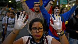 Las protestas en Venezuela en 90 segundos - BBC Mundo - Video y Fotos | Noticias de América Latina | Scoop.it