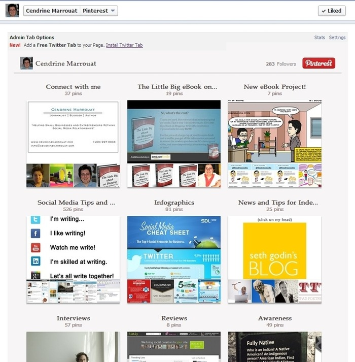 5 simple tricks to rock Pinterest | Business in a Social Media World | Scoop.it