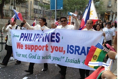Over Sixty Countries March to Show Support for Israel | Restore America | Scoop.it