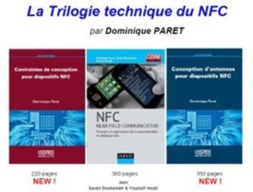 Deux nouveaux ouvrages clés pour vous guider sur la NFC - rfid nfc iot ido rtls ble - Internet des Objets Connectés | Internet du Futur | Scoop.it
