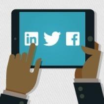 10 tips voor het vinden van een baan via social media [Infographic] - DutchCowboys | Social | Scoop.it