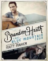 Brandon Heath's The Blue Mountain Tour with special guest Matt ... | Contemporary Christian Music News | Scoop.it
