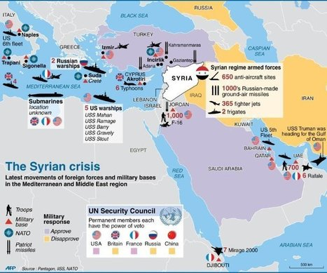 (2) The Syrian crisis | Middle East Collections | Scoop.it