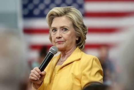 Hillary Clinton Wants Islamic State Off Twitter | Social Media in Times of War | Scoop.it