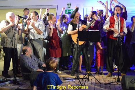 Concert Cré Tonnerre Halle de Han 8 juin 2013 | Cré Tonnerre | Scoop.it