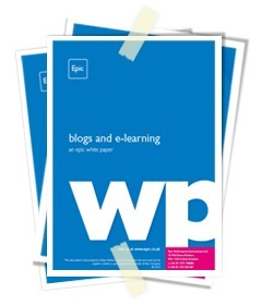 Epic | Free e-learning White Papers | Technology for English Language Teaching (ELT) | Scoop.it