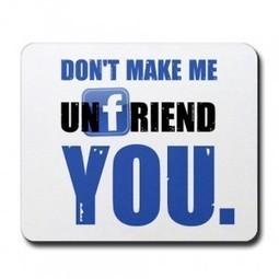 5 alternatives pour ne pas supprimer un ami de Facebook | Facebook outils et astuces | Scoop.it