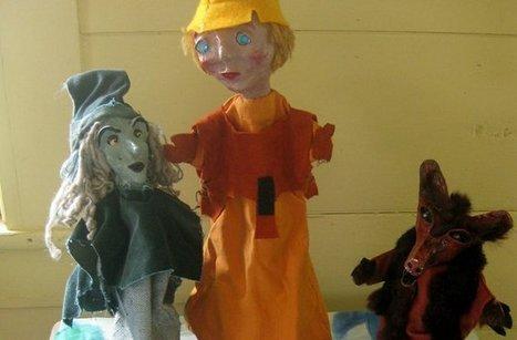 Minerva woman teaches through puppetry | McKenna Kelly - Portfolio | Scoop.it