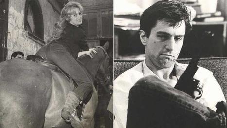 Plus de 600 clichés de l'âge d'or du cinéma dispersés à Vannes | La valise en papier | Scoop.it