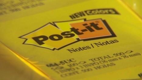 "Innovation & Persistence: The Post-it note's ""hallelujah moment"" | Management Zeigeist | Scoop.it"