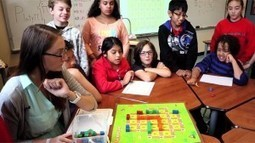 How Schools Design Classroom Games for Learning | Education | Scoop.it