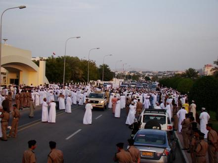 Protests Continue in Oman, Despite Ruler's Concessions | Coveting Freedom | Scoop.it