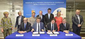La Région et Pôle emploi unissent leurs actions en faveur de l'emploi et du développement économique | avie | Scoop.it