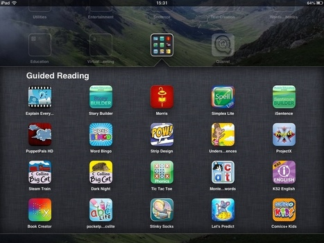 iPad and Guided Reading | Edtech PK-12 | Scoop.it