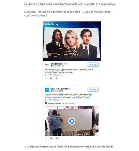 Storify : un simple outil de curation de contenu ? | Veille & Documentation | Scoop.it