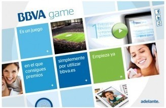 Gamification: BBVA Game Wins Banking Innovation Award with its 100k Players | Gamification | Scoop.it